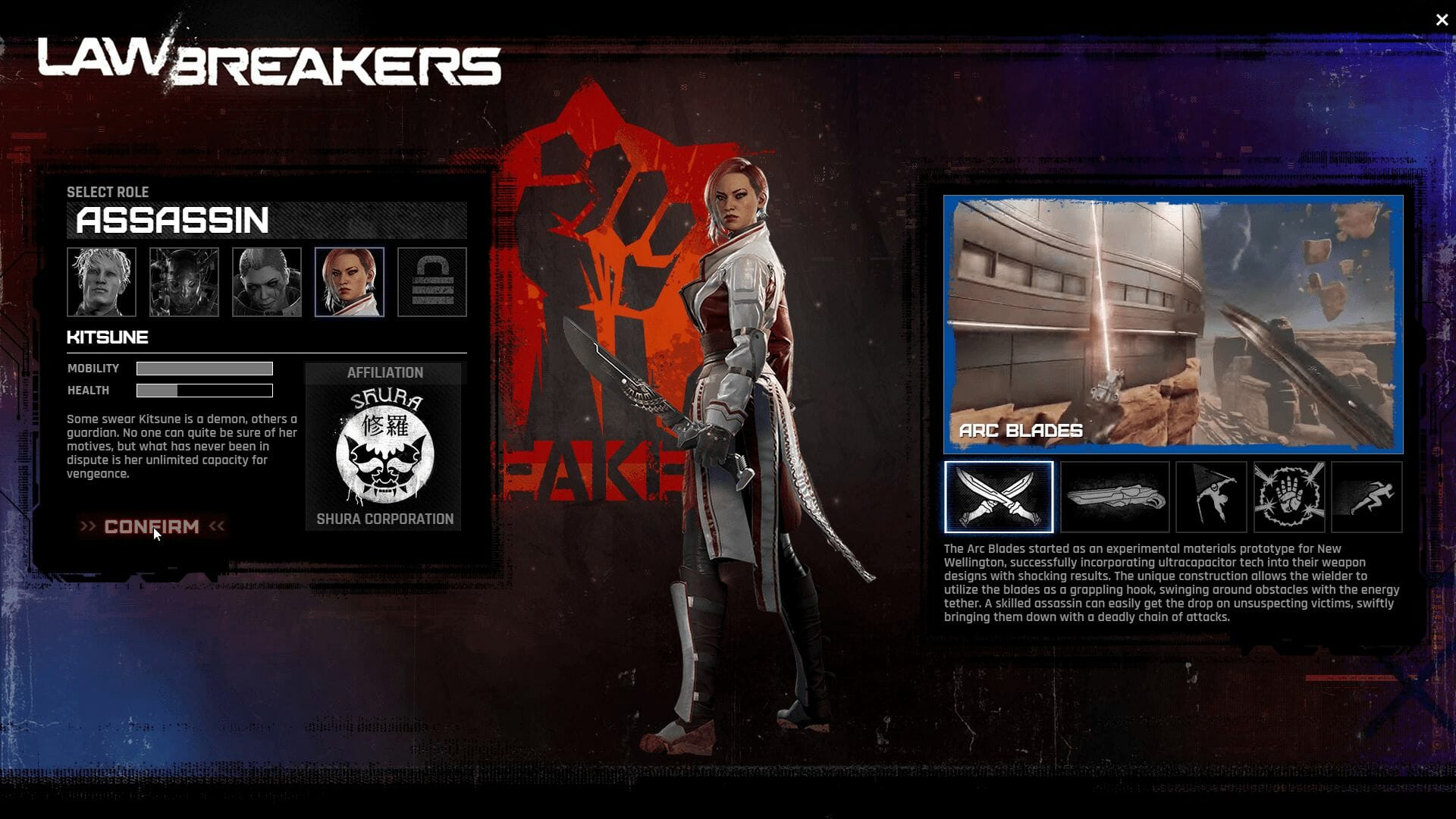 Lawbreakers Preview: The Pc Shooter Is Back 3