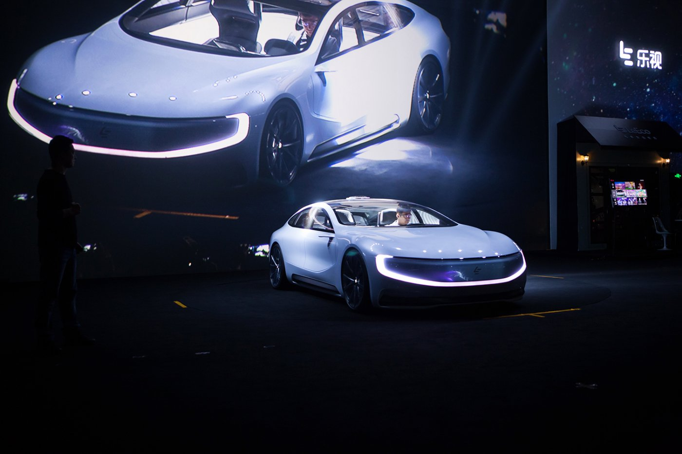 Leeco Reveals Smartphone Controlled Electric Car 3