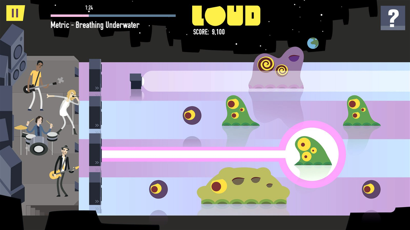 Loud On Planet X (Pc) Review 2