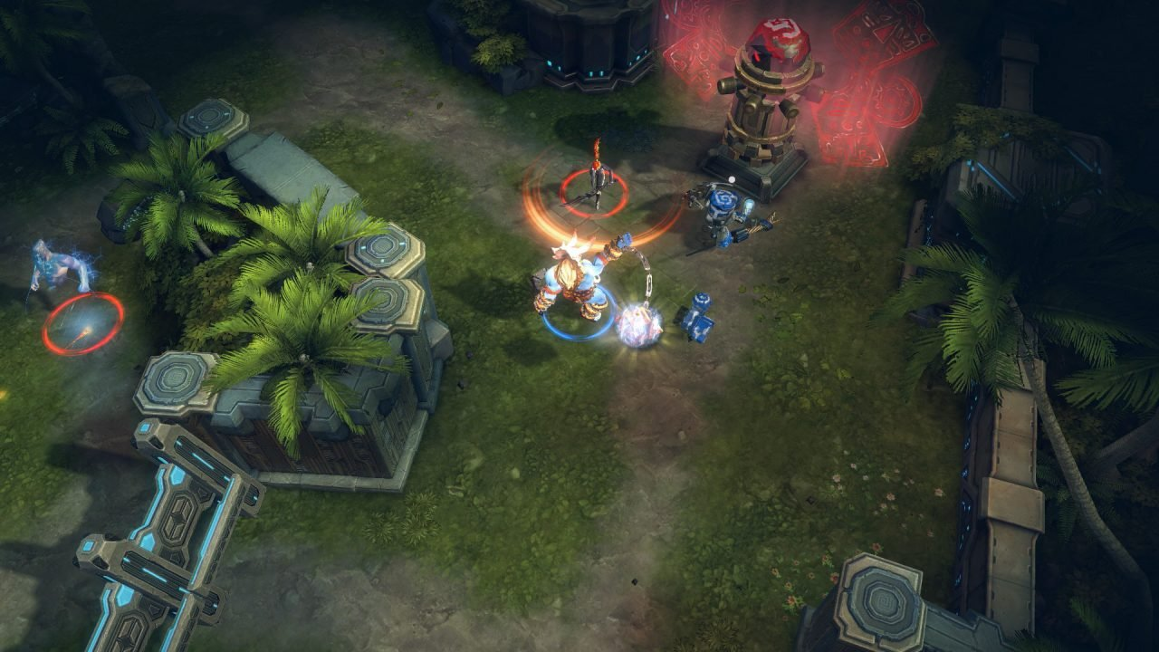 Master X Master Is The Moba/Dungeon Crawler You Never Knew You Wanted 3