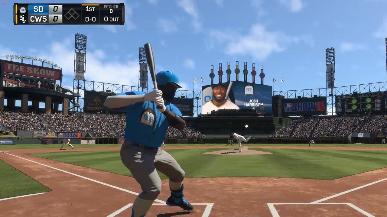 MLB: The Show 16 (PS4) Review