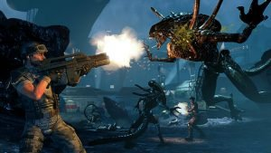 "Modder ""fixes"" Aliens: Colonial Marines 1"