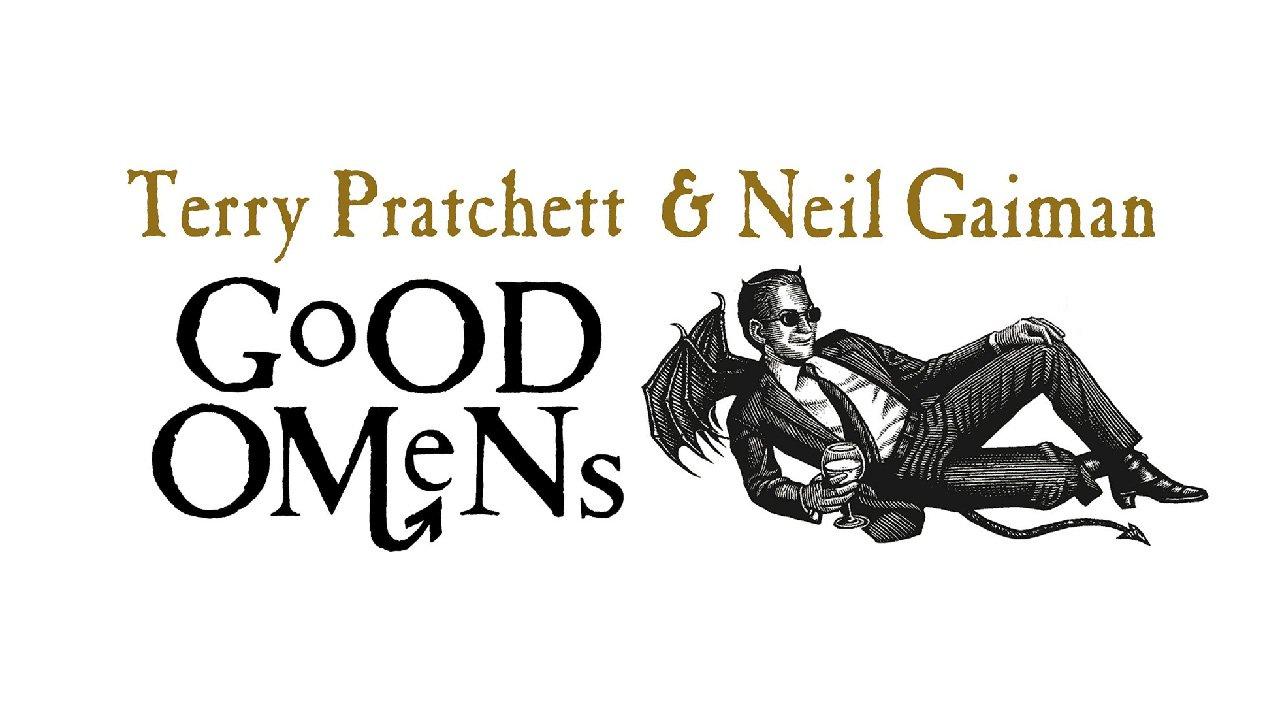"Neil Gaiman To Adapt ""Good Omens"" for TV"