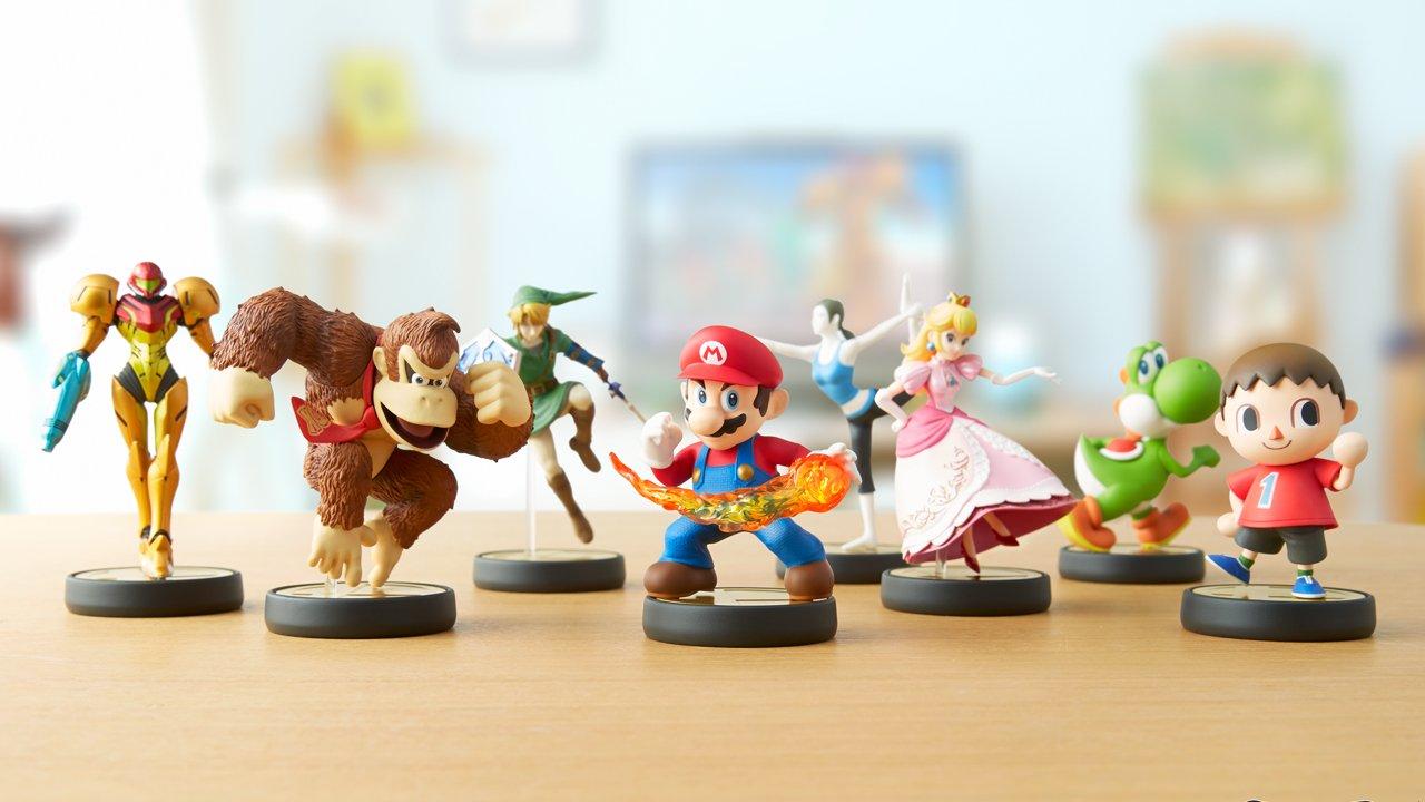 Nintendo Releasing Amiibo Dioramas