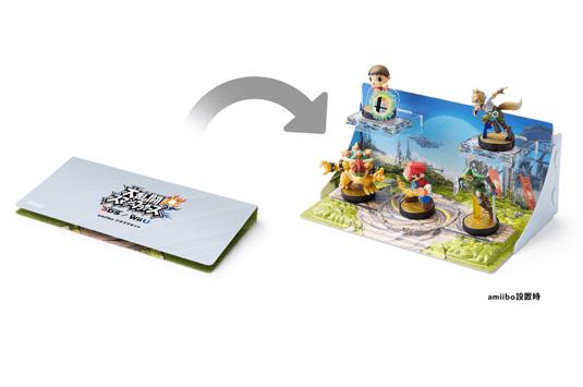 Nintendo Releasing Amiibo Dioramas 1