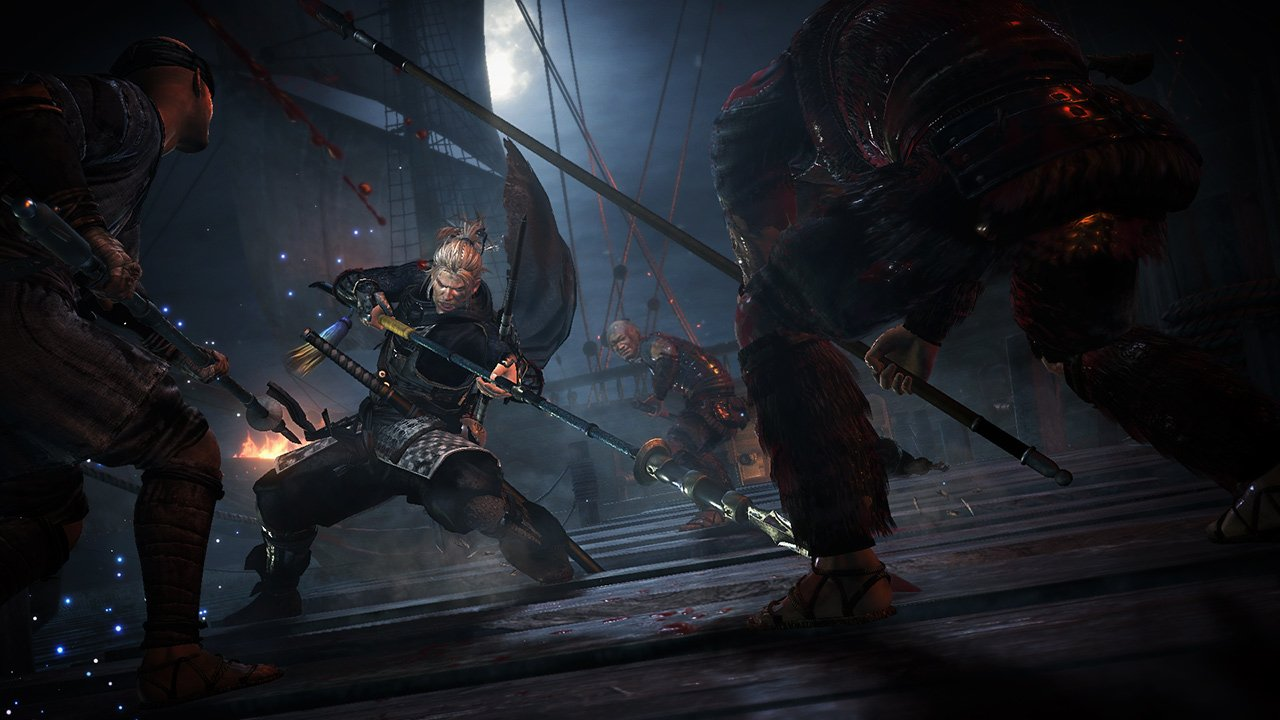 Nioh Demo Now Available on PS4