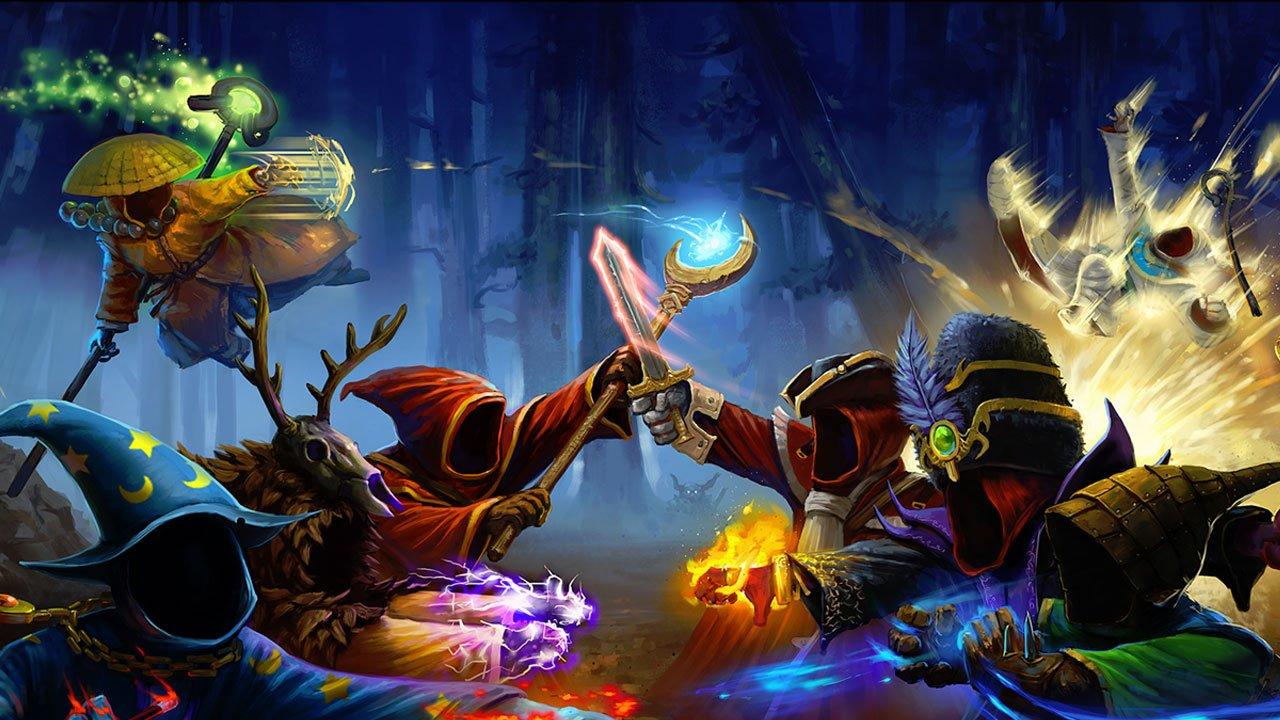 Paradox Shutting Down Magicka: Wizard Wars Servers 2