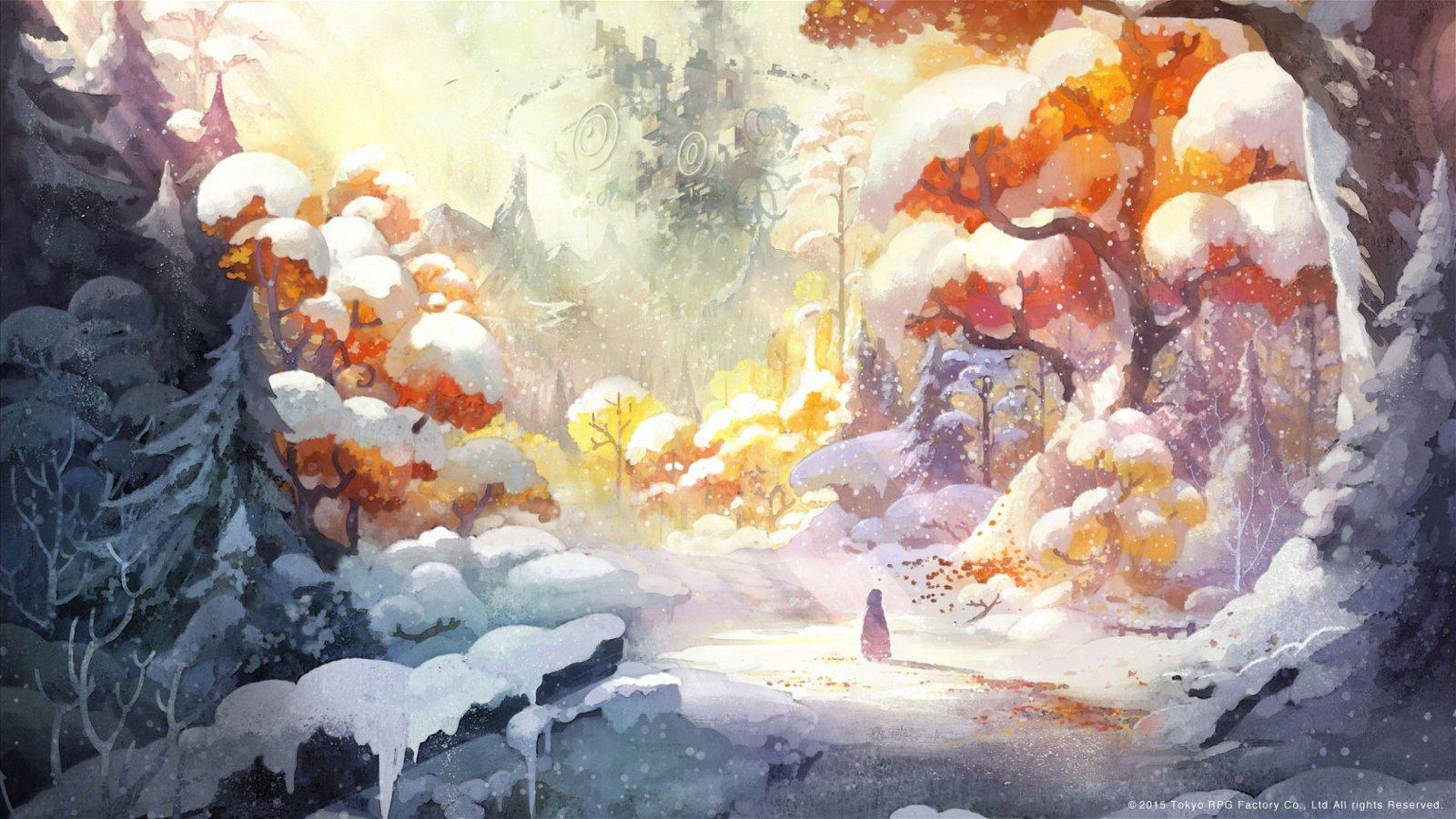 I am Setsuna Preview - The Return of the Classic Square RPG 8