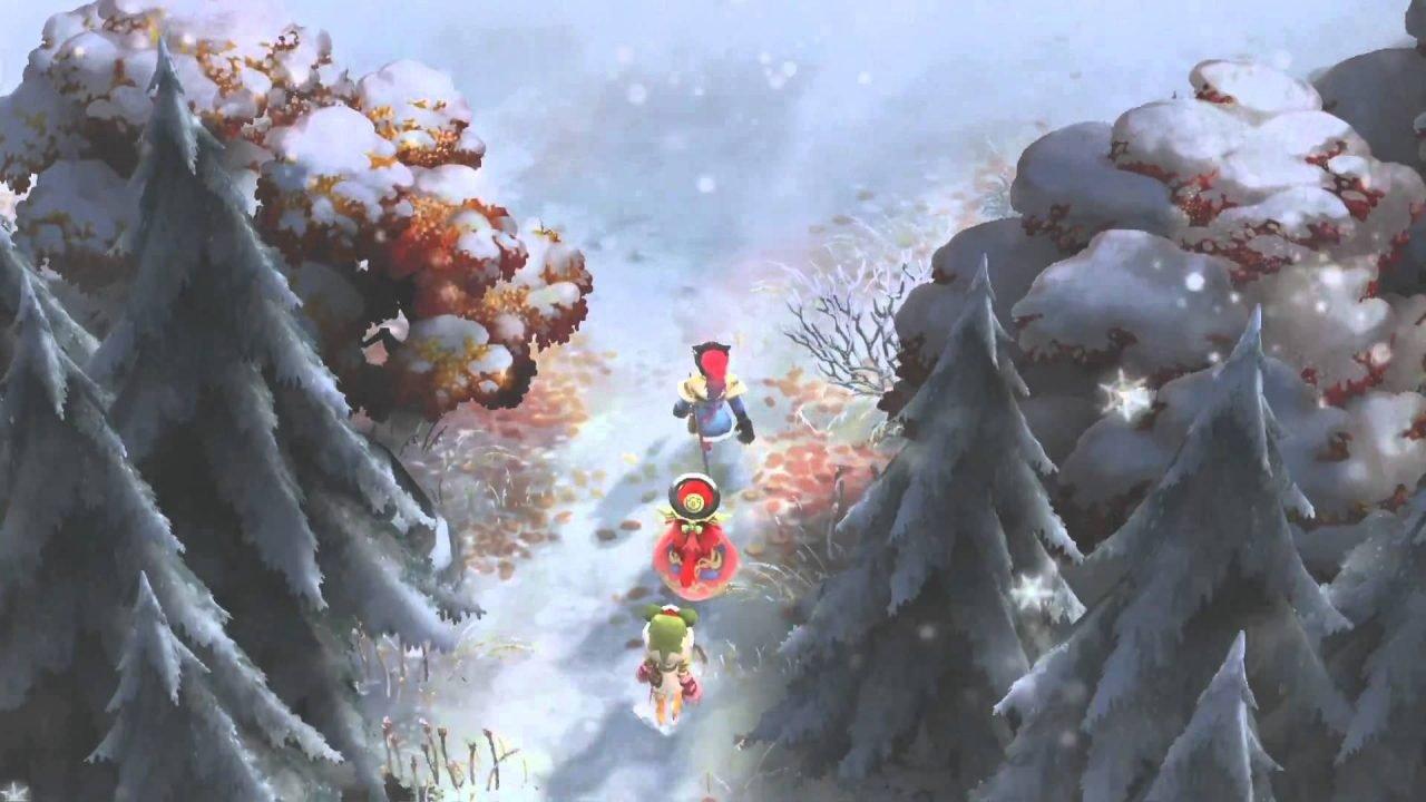 Pax East Preview: I Am Setsuna (Ps4) 5
