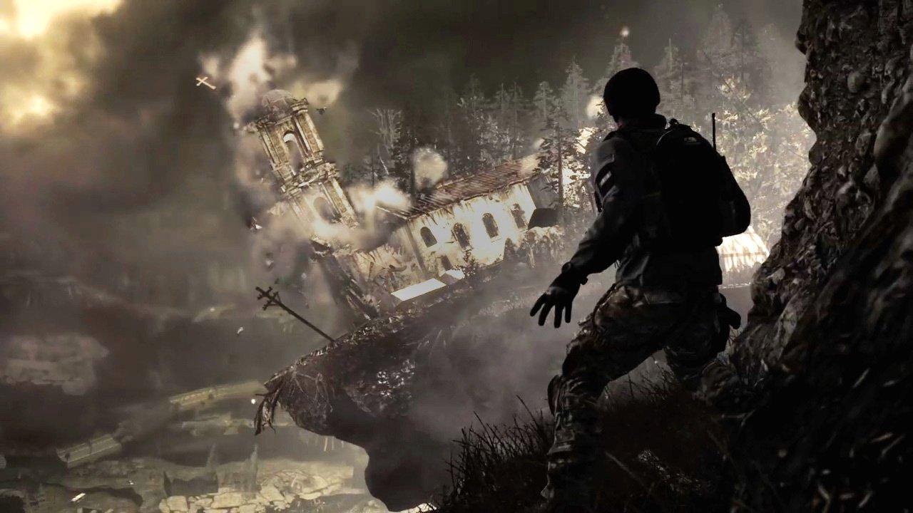 PlayStation Store Leaks Call of Duty: Infinite Warfare 1