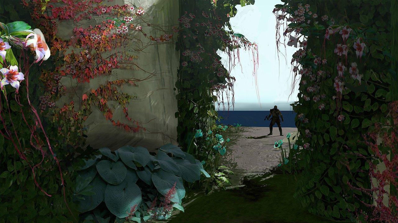 Possible God of War 4 concept art leaks 15