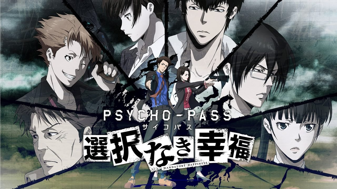 Psycho-Pass: Mandatory Happiness launches September on PS4, Vita and PC