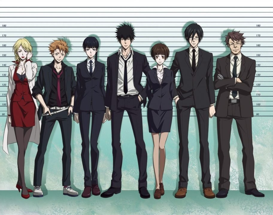 Psycho-Pass: Mandatory Happiness launches September on PS4, Vita and PC 1
