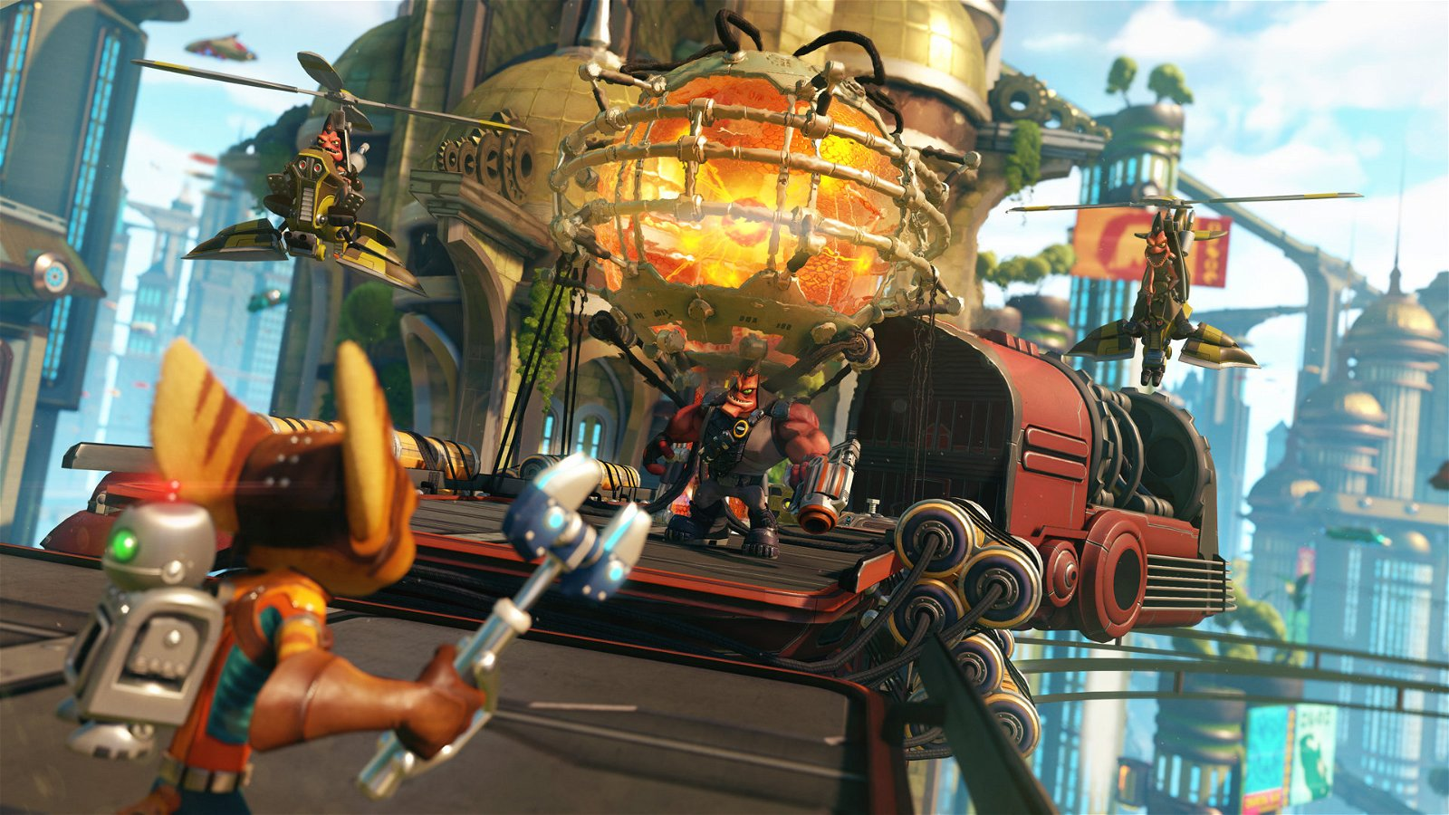 Ratchet &Amp; Clank (Ps4) Review 2