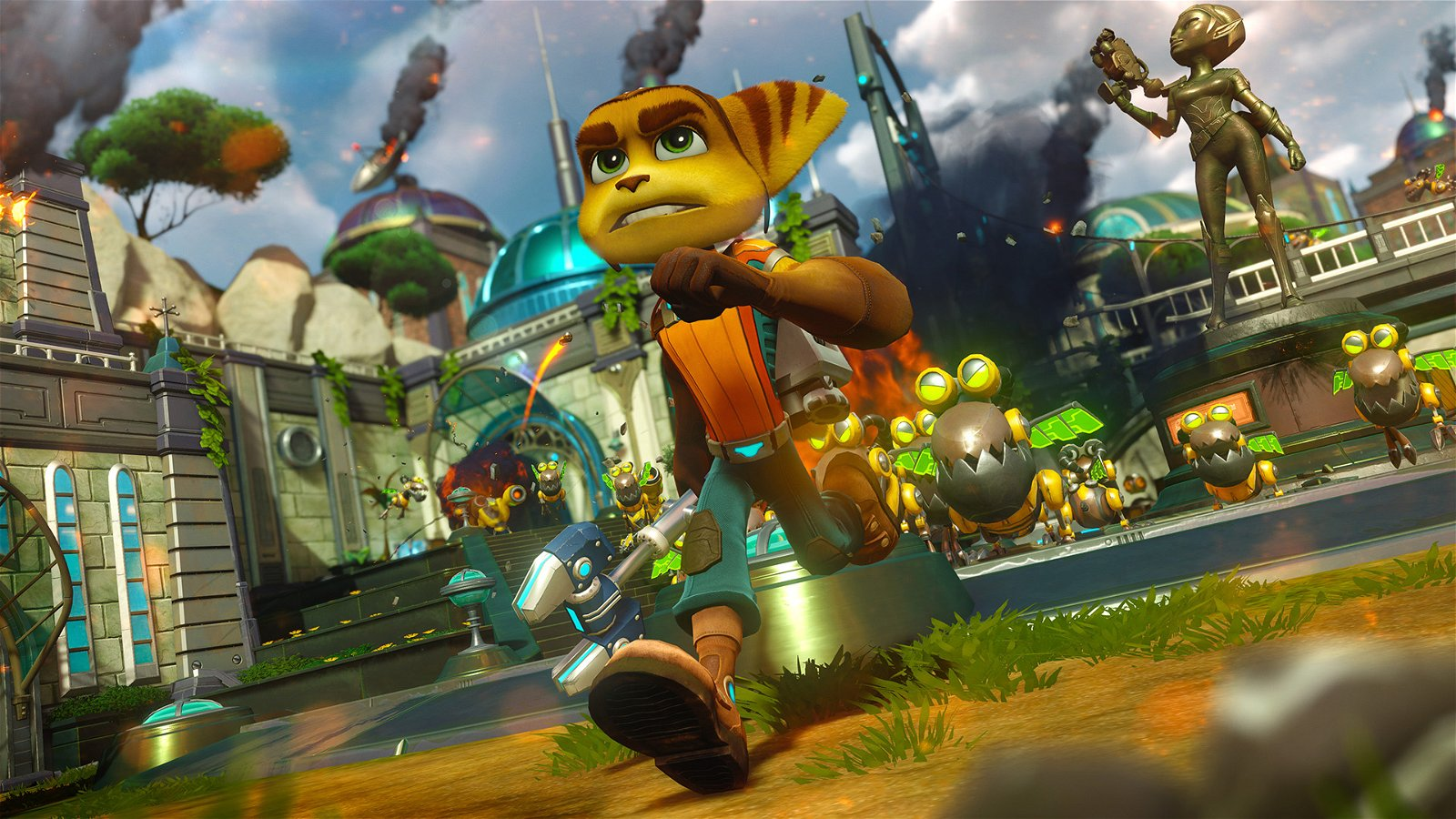 Ratchet &Amp; Clank (Ps4) Review 5