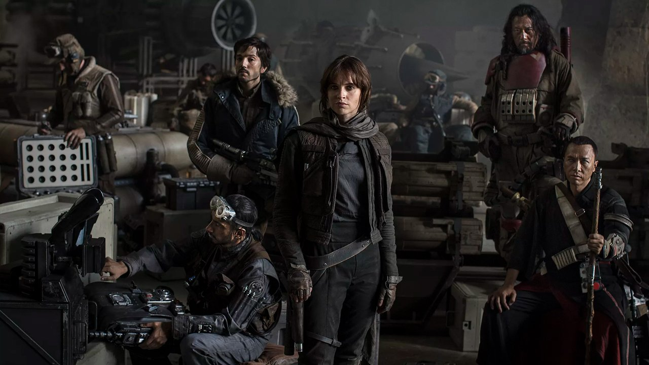 Rogue One: A Star Wars Story teaser trailer releases 2