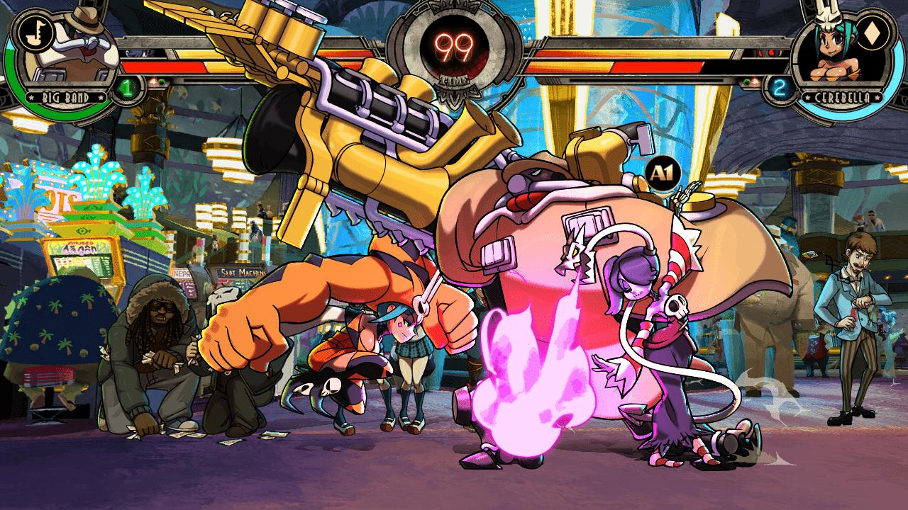 Skullgirls 2Nd Encore (Ps Vita) Review 2