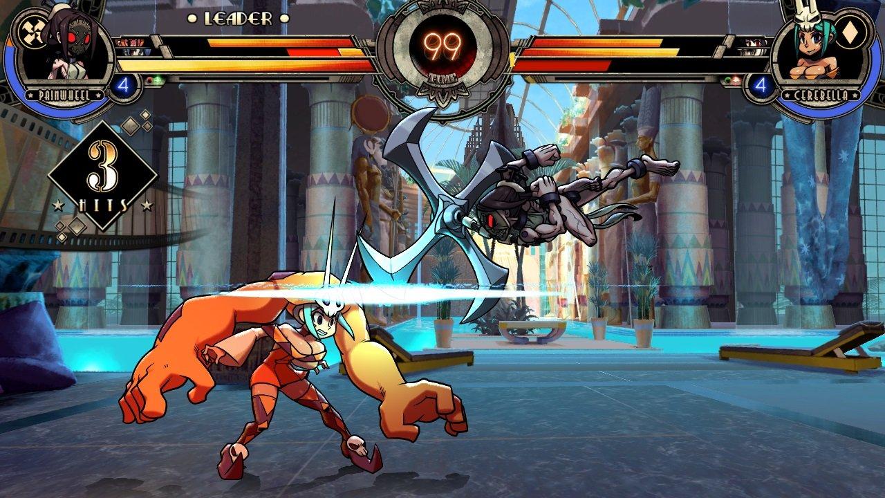 Skullgirls 2Nd Encore (Ps Vita) Review 3