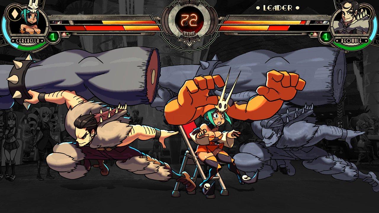 Skullgirls 2Nd Encore (Ps Vita) Review 4
