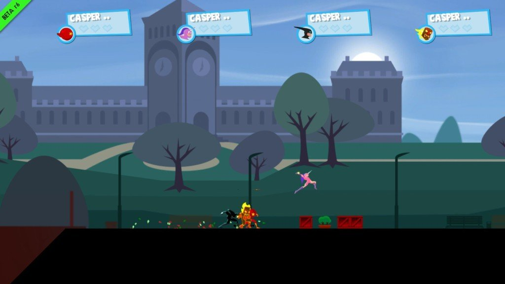 Speedrunners (Pc) Review 4