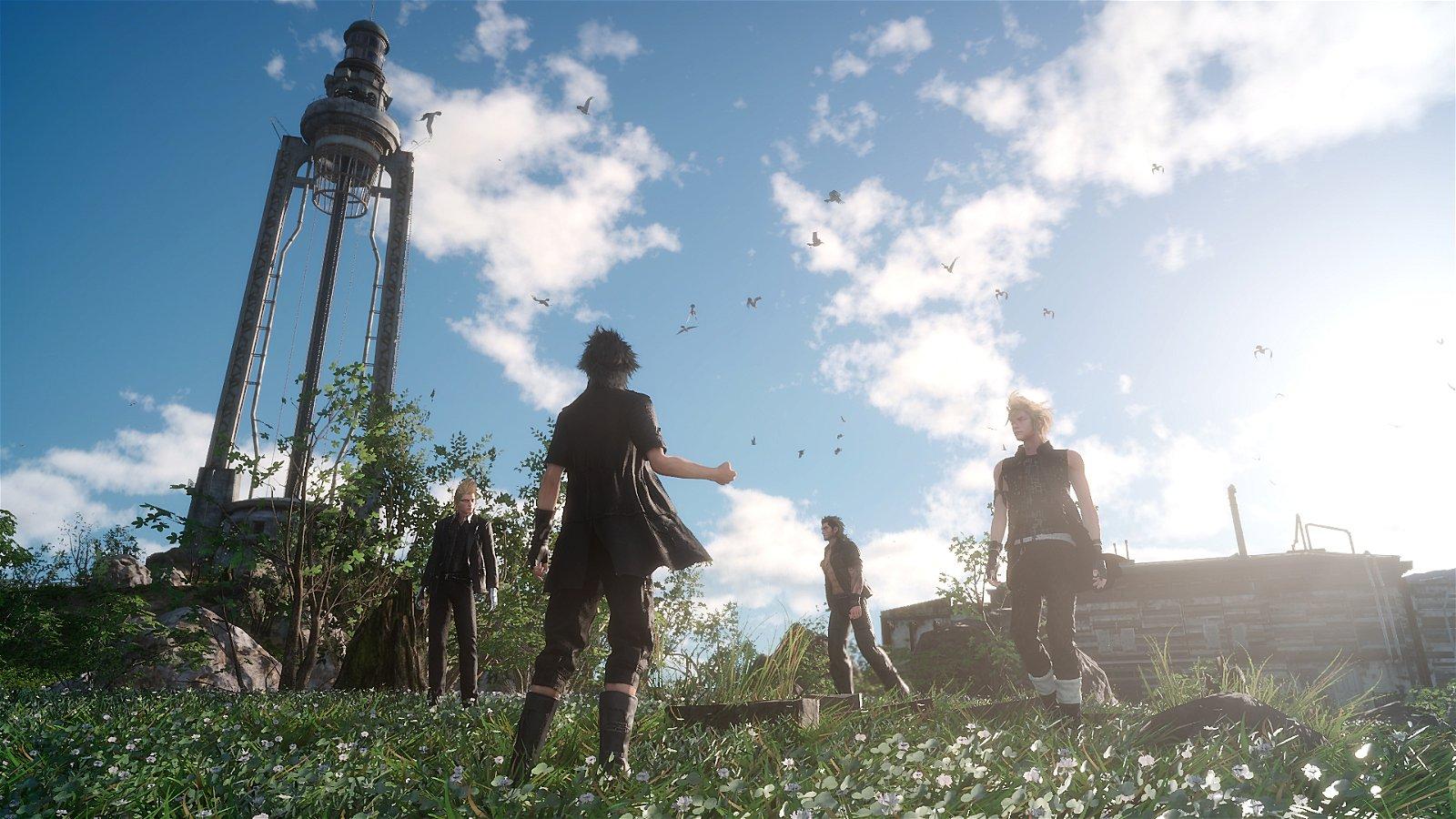 Square Enix Updates Sales Goal Statement 1