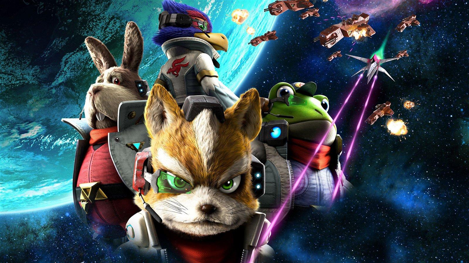 Star Fox Zero Animated Short Premiering on April 20th