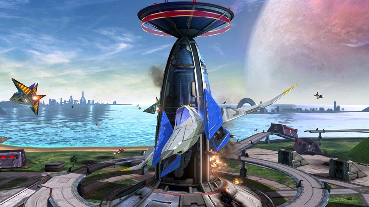 Star Fox Zero Preview: Do a Barrel Roll 8