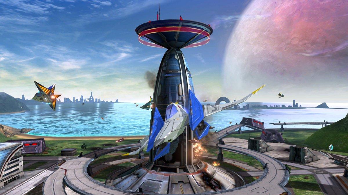 Star Fox Zero (Wiiu) Review 6