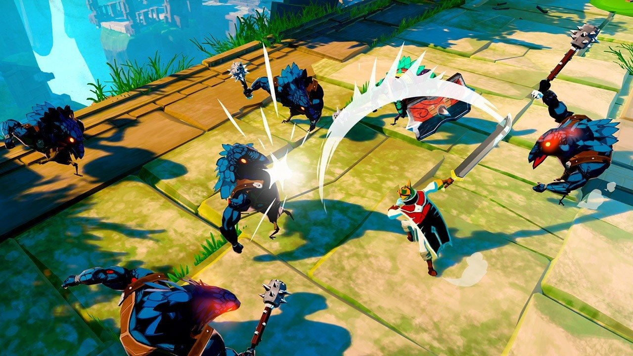 Stories: The Path Of Destinies (Game) Review