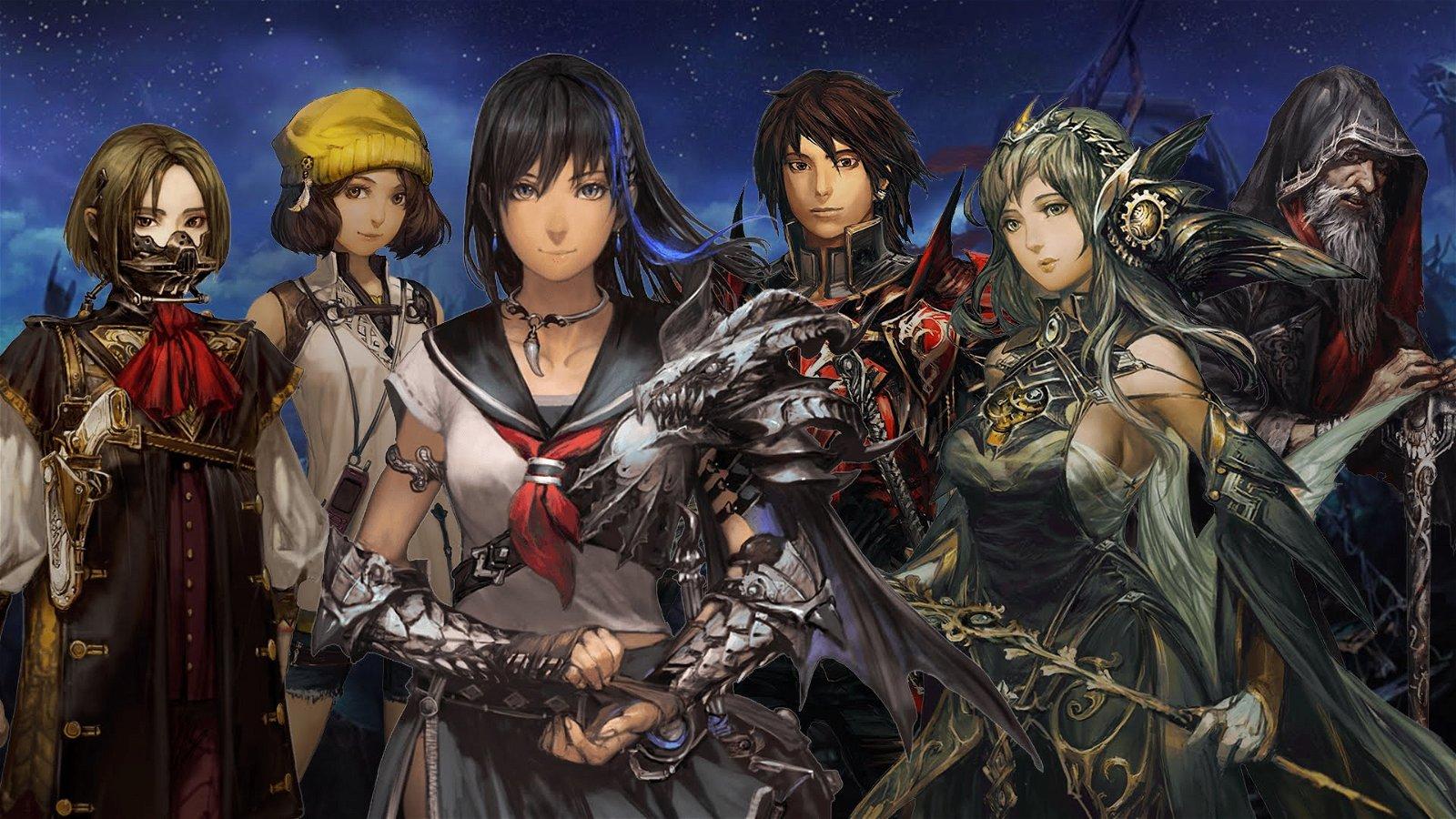 Stranger of Sword City (PS Vita) Review 1