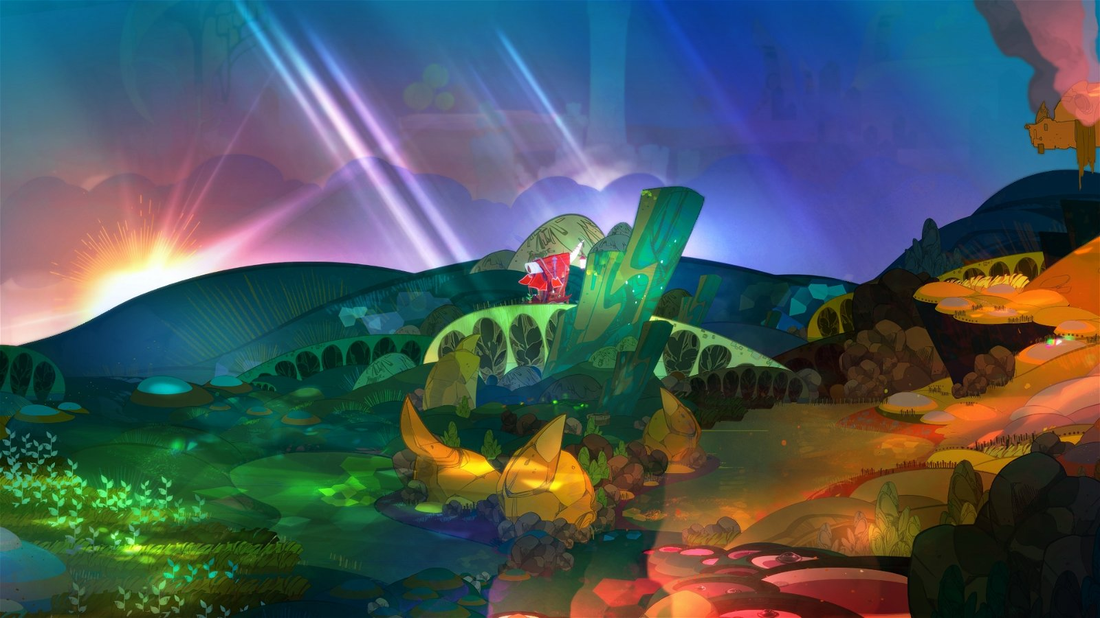 Supergiant Games Shows Off New IP at PAX East