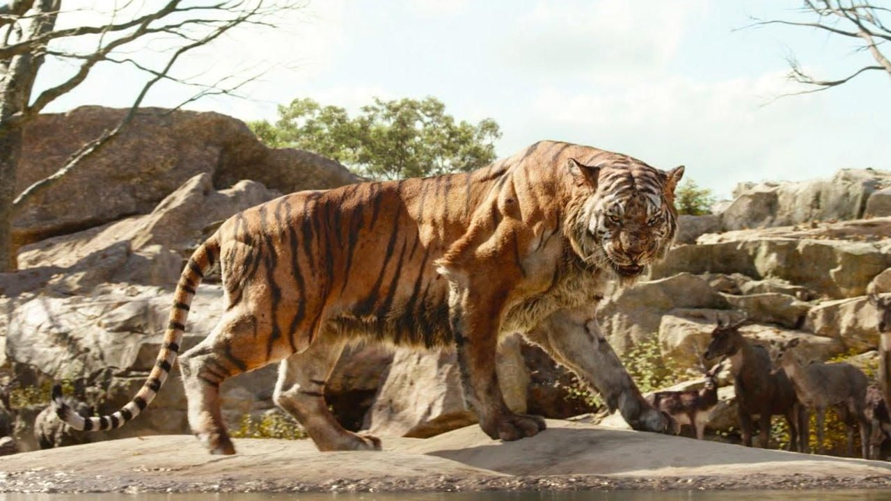 The Jungle Book (Movie) Review 10