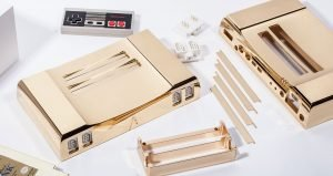 This Solid Gold NES is Worth Every Penny