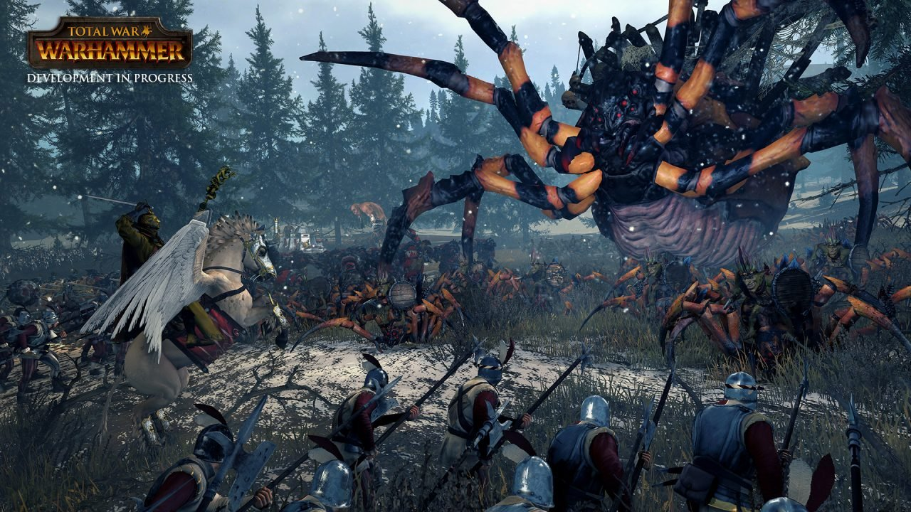 Total War: Warhammer Brings the Table Top Experience to PC