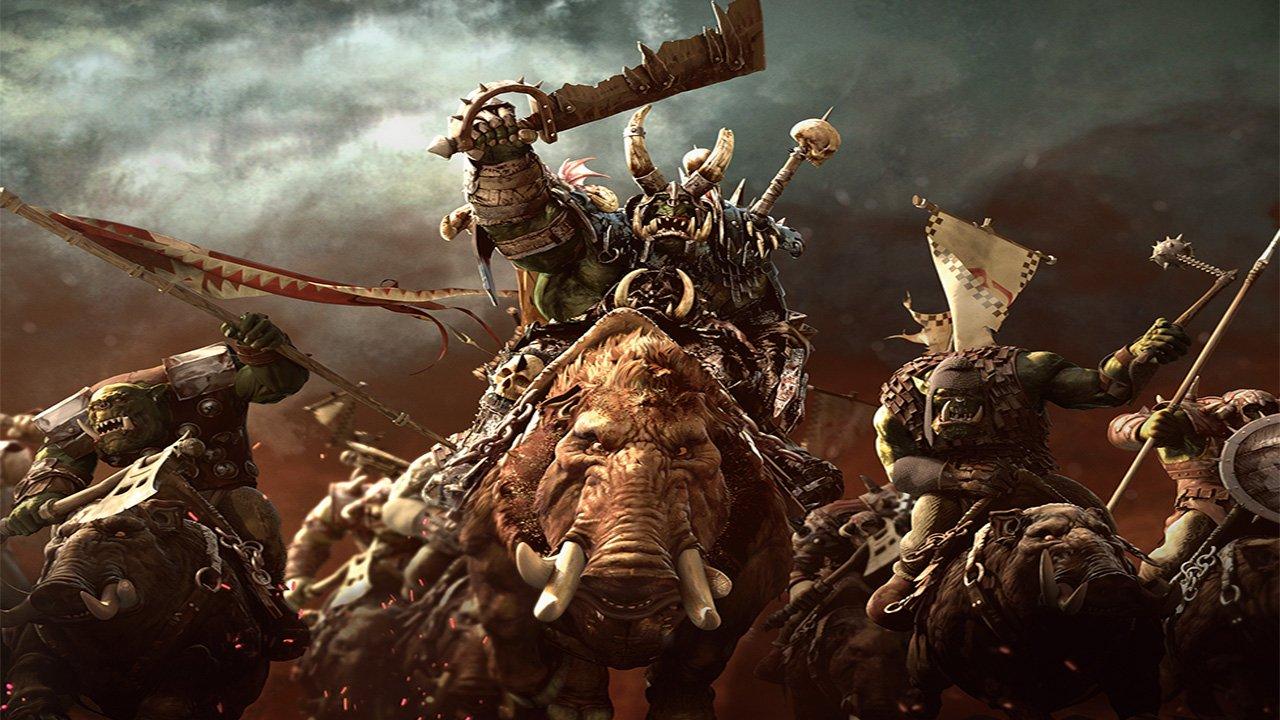 Total War: Warhammer, Chaos Warriors Free Week One