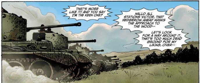 Wargaming And Dark Horse Partner To Create World Of Tanks Comic 1