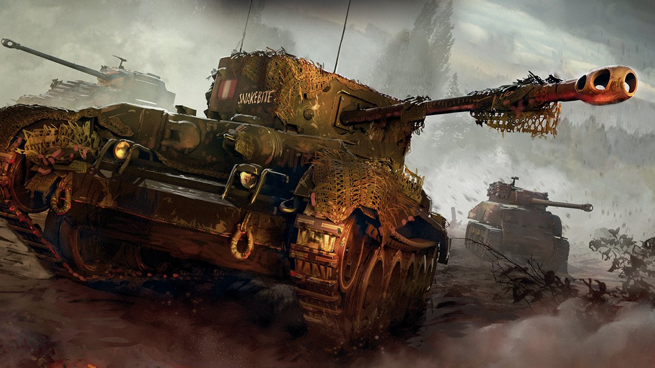 Wargaming And Dark Horse Partner To Create World Of Tanks Comic 2