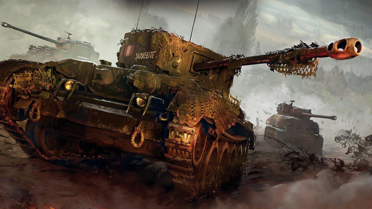Wargaming And Dark Horse Partner To Create World Of Tanks Comic 3