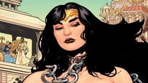 Wonder Woman: Earth One (Graphic Novel) Review