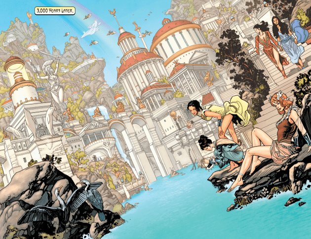 Wonder Woman: Earth One (Graphic Novel) Review 5