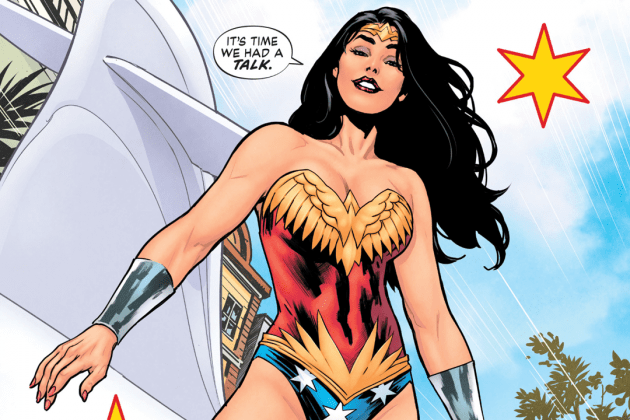Wonder Woman: Earth One (Graphic Novel) Review 7