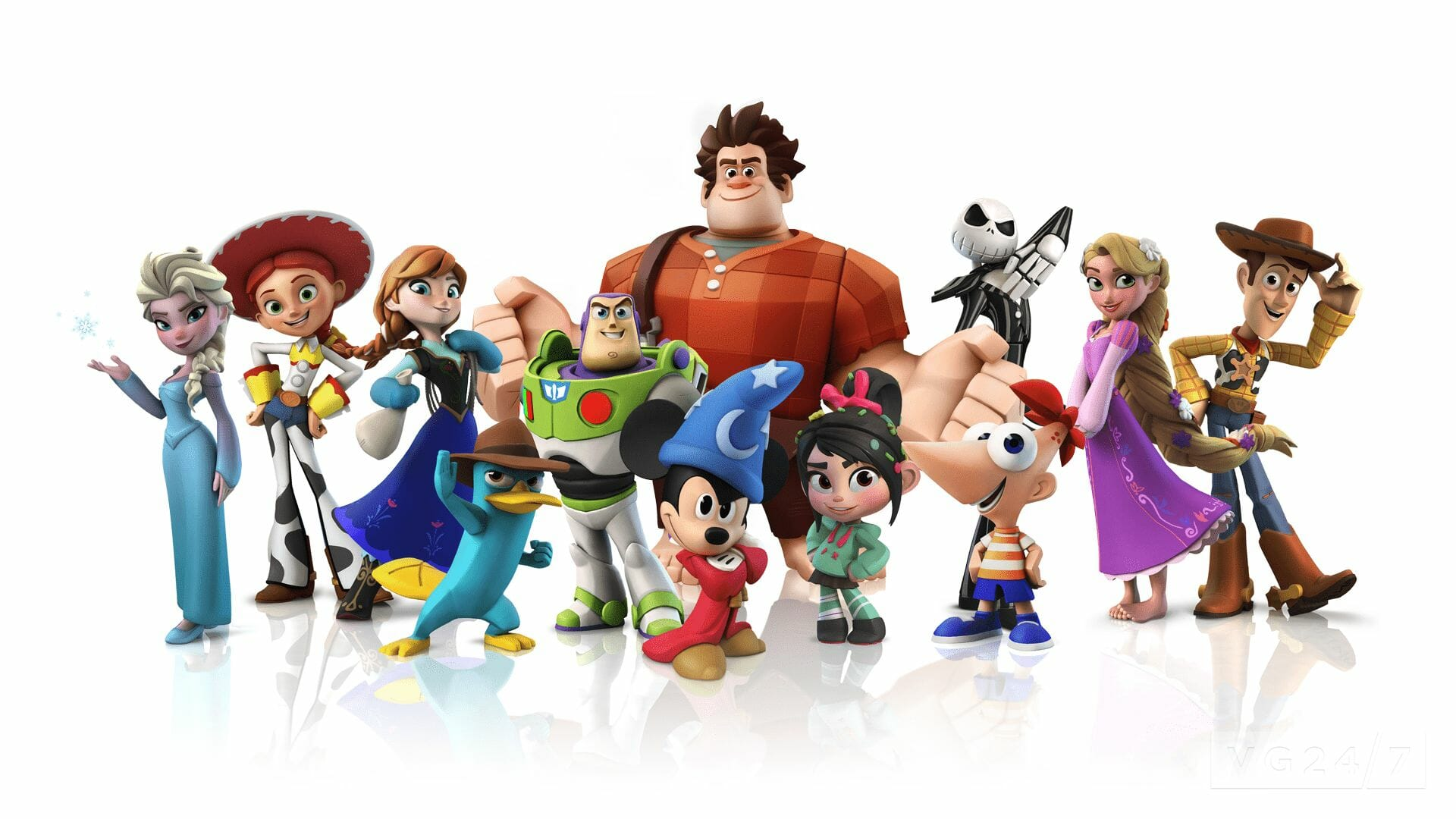 Disney Shuts Down Game Publishing Division, Disney Infinity