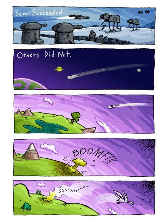 Far Away Comic Print-4