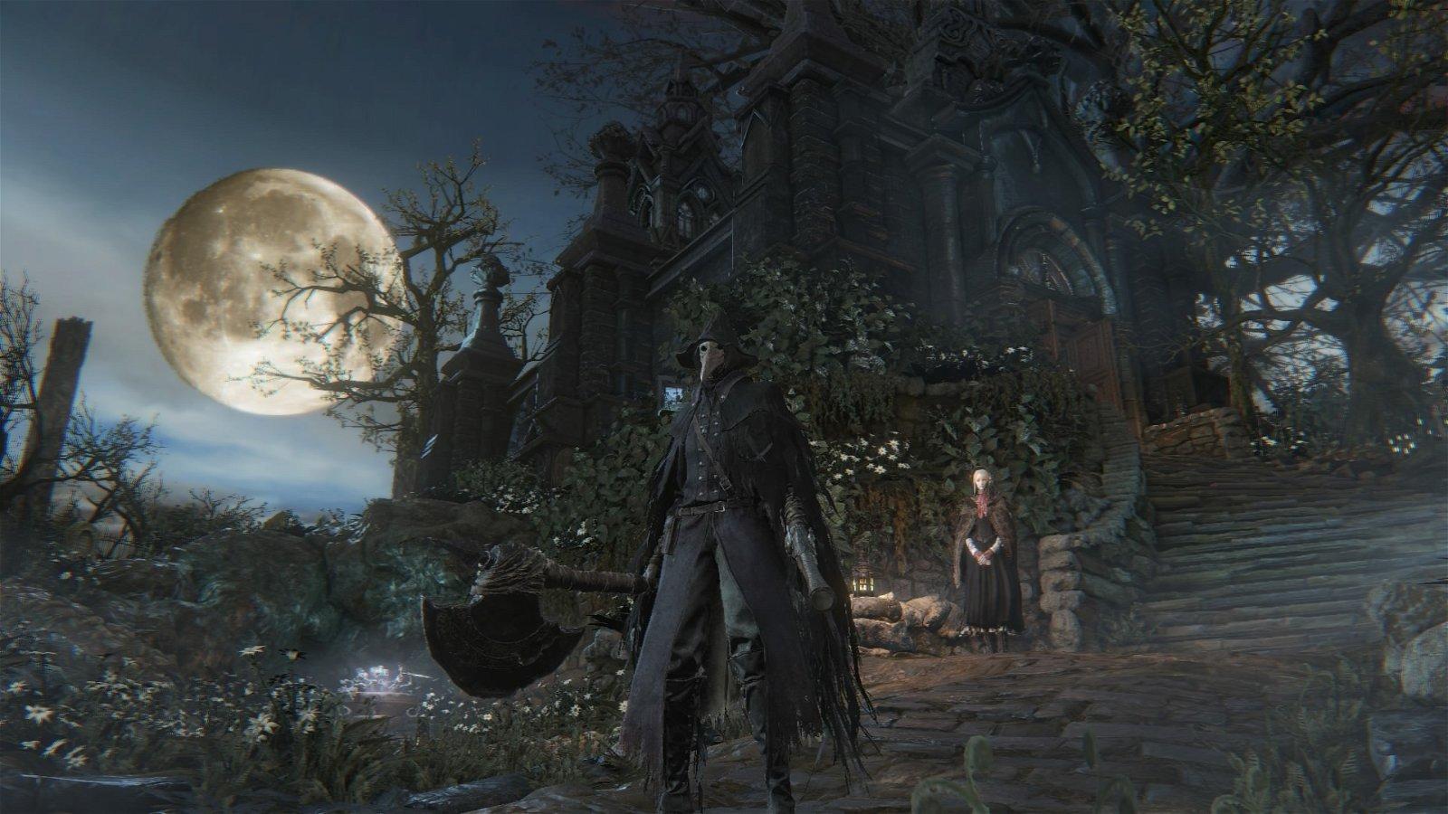 Artist Recreates Bloodborne's Environment in Unreal Engine 4 1