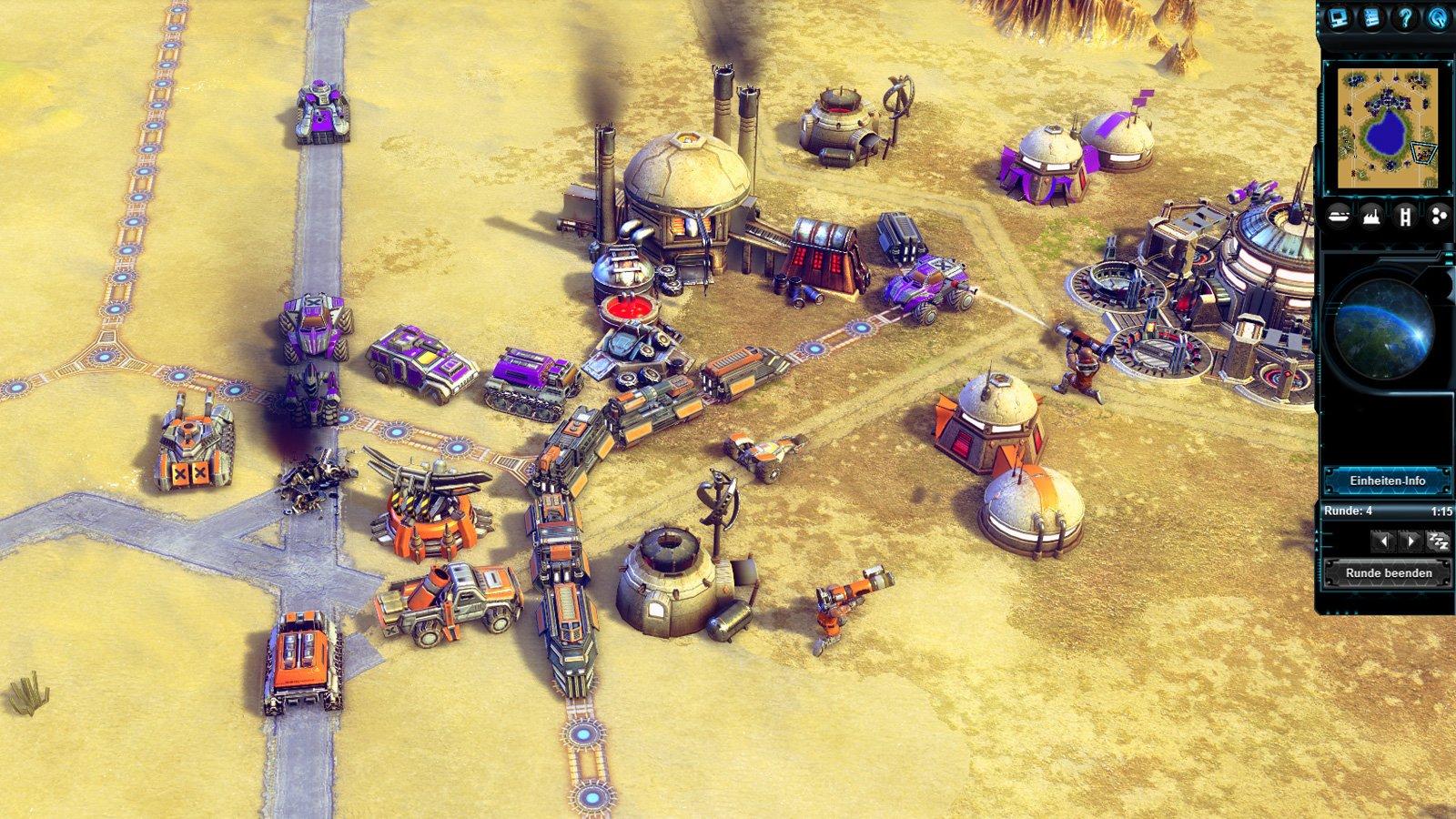 Battle Worlds: Kronos (Pc) Review 1