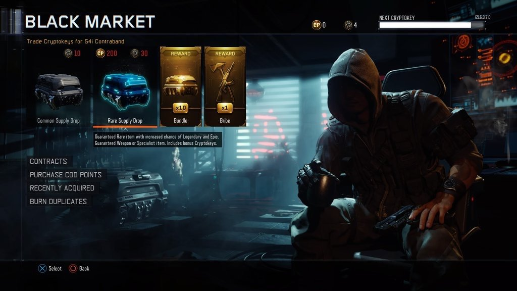 Call of Duty: Black Ops III Gets Massive Update 4