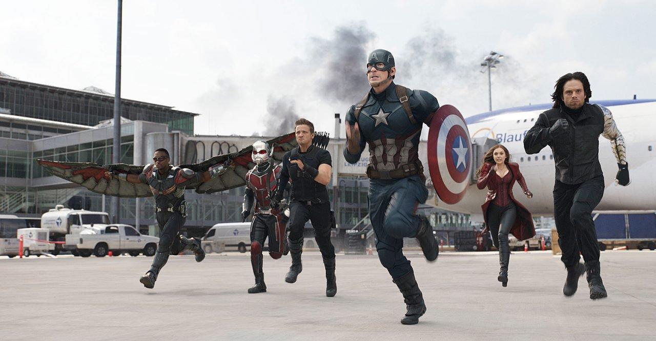 Captain America: Civil War (Movie) Review 1
