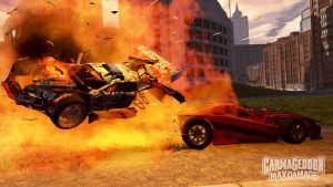 Carmageddon: Max Damage Gets Launch Date And Pre-Order Bonuses