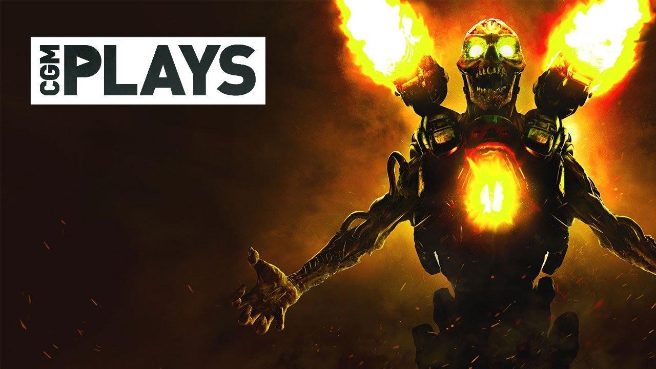 CGM Plays: Doom 1