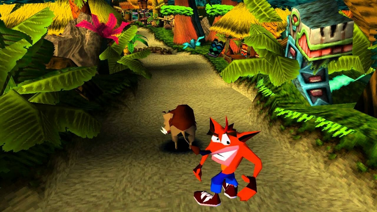 Crash Bandicoot is Not Owned by Sony, Despite Uncharted 4 Easter Egg